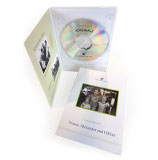 Soundportraits CD, booklet and case